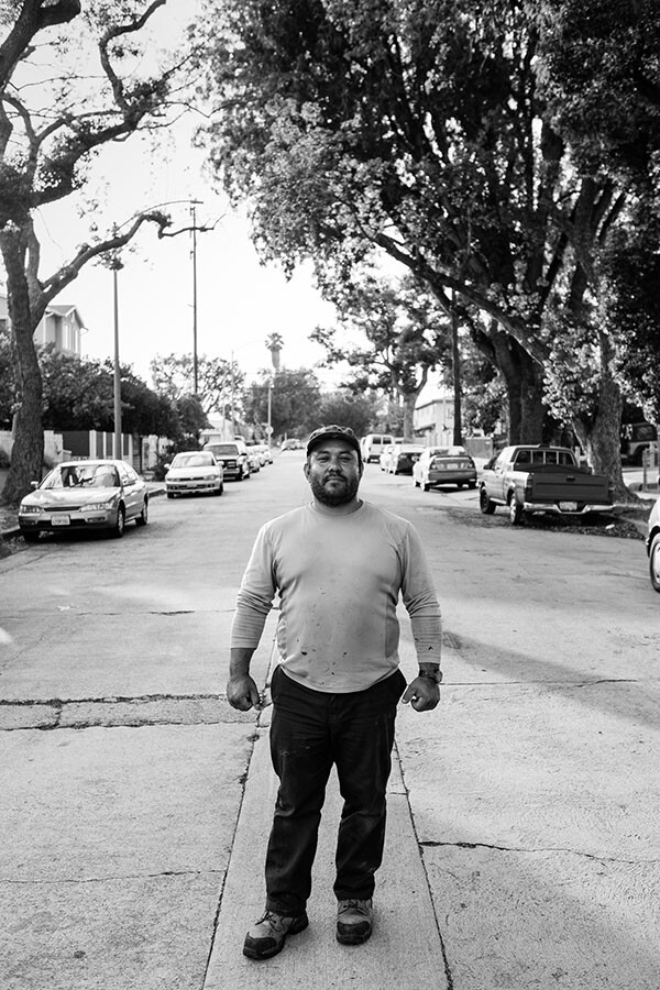 Carlos Trujillo is a long-time resident of the neighborhood | Photo by Bear Guerra