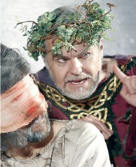 <em>King Lear</em>, Shakespeare by the Sea. photo by Mickey Elliot