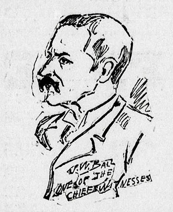 The Rev. J. W. Bell
