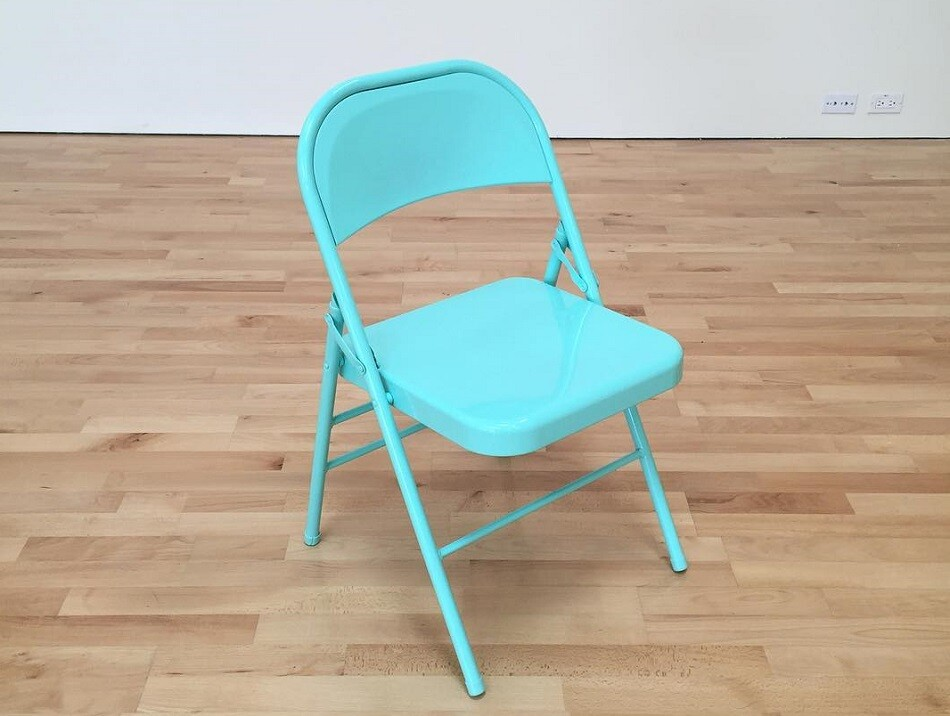 "PSSST Gallery ""Monthly Conversations"" Chair 