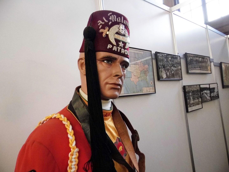 The Grace Dee Mays Museum features plentiful memorabilia. | Sandi Hemmerlein