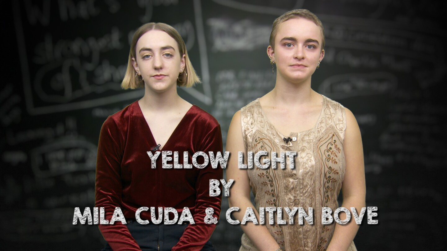 Literary Riot: Mila Cuda and Caitlyn Bove