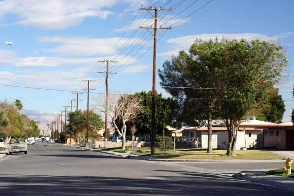 A pleasant neighborhood on the remainder of Nobles Ranch   Chris Clarke photo