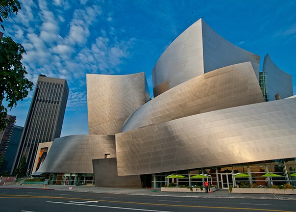 Walt Disney Concert Hall | Photo: Adam Latham