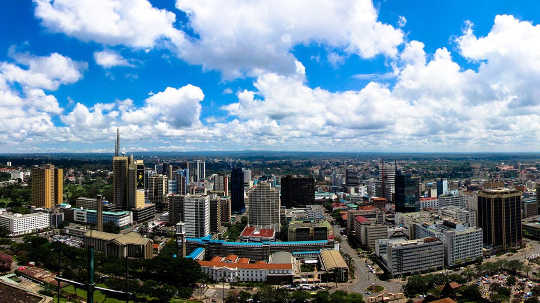 Nairobi Skyline | Babak Fakhamzadeh | Flickr | CC 2.0