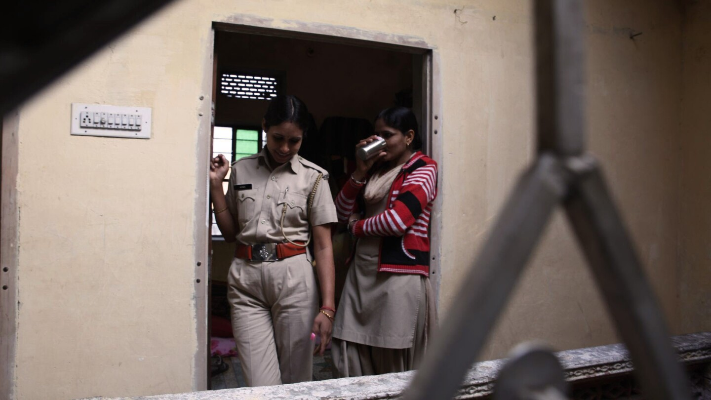 India's Female Firefighters Extinguish Gender Stereotypes 2