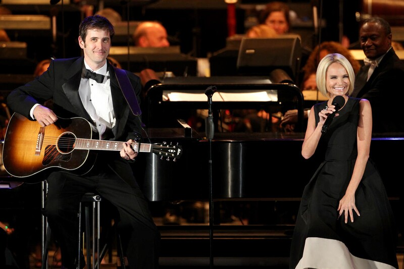 Kristin Chenowith, featured in the new series IN CONCERT AT THE HOLLYWOOD BOWL (Image courtesy of Mathew Imaging)