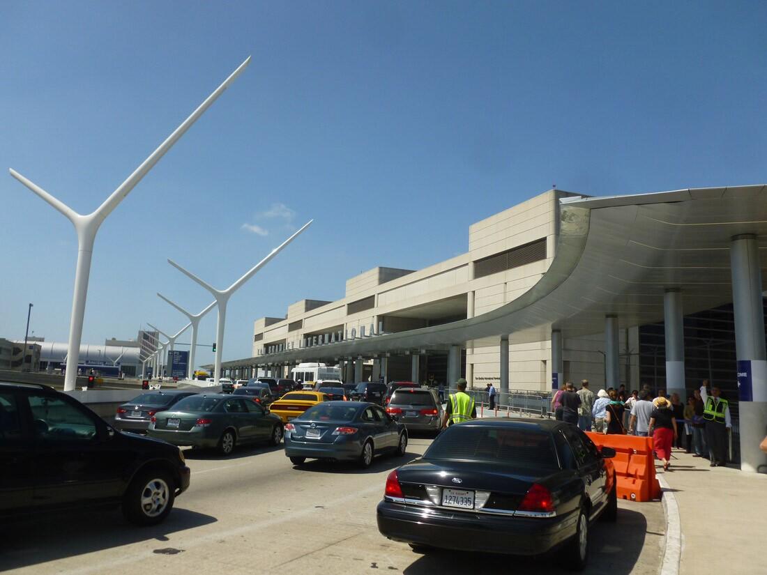 Tom Bradley International Terminal: LAX