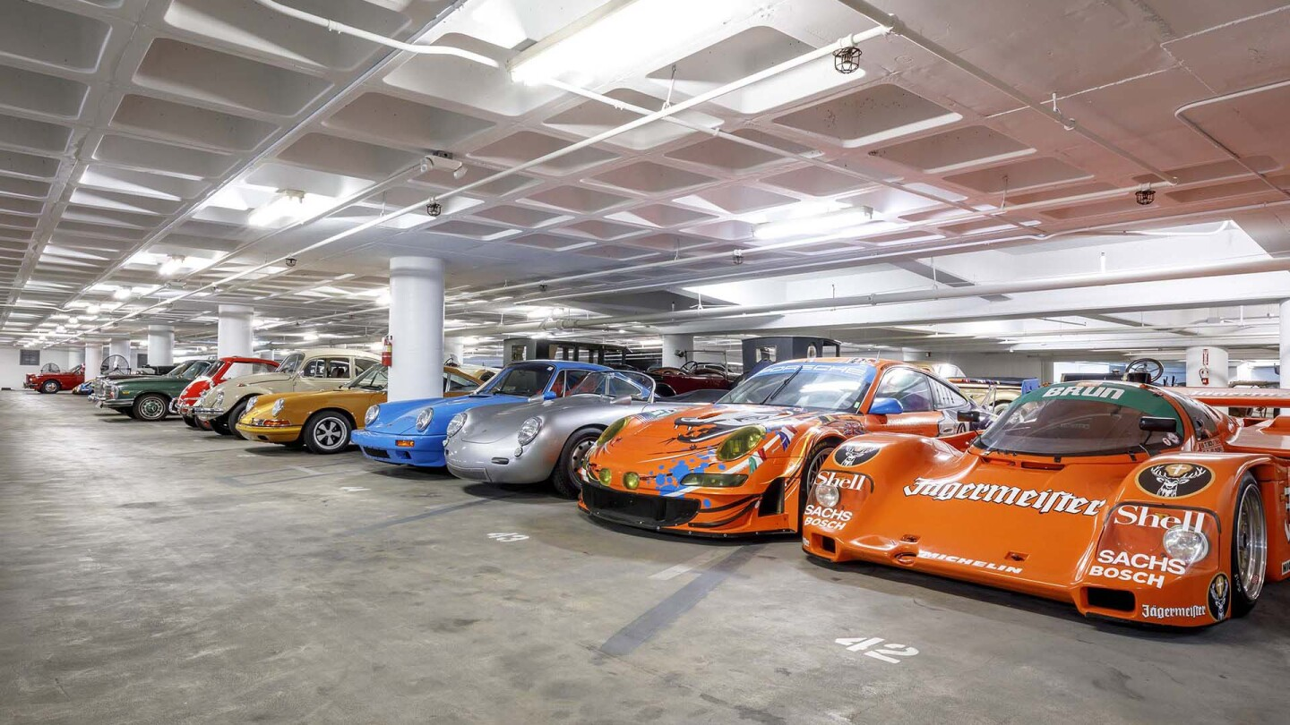 Petersen Automotive Museum | Courtesy of the Petersen Automotive Museum