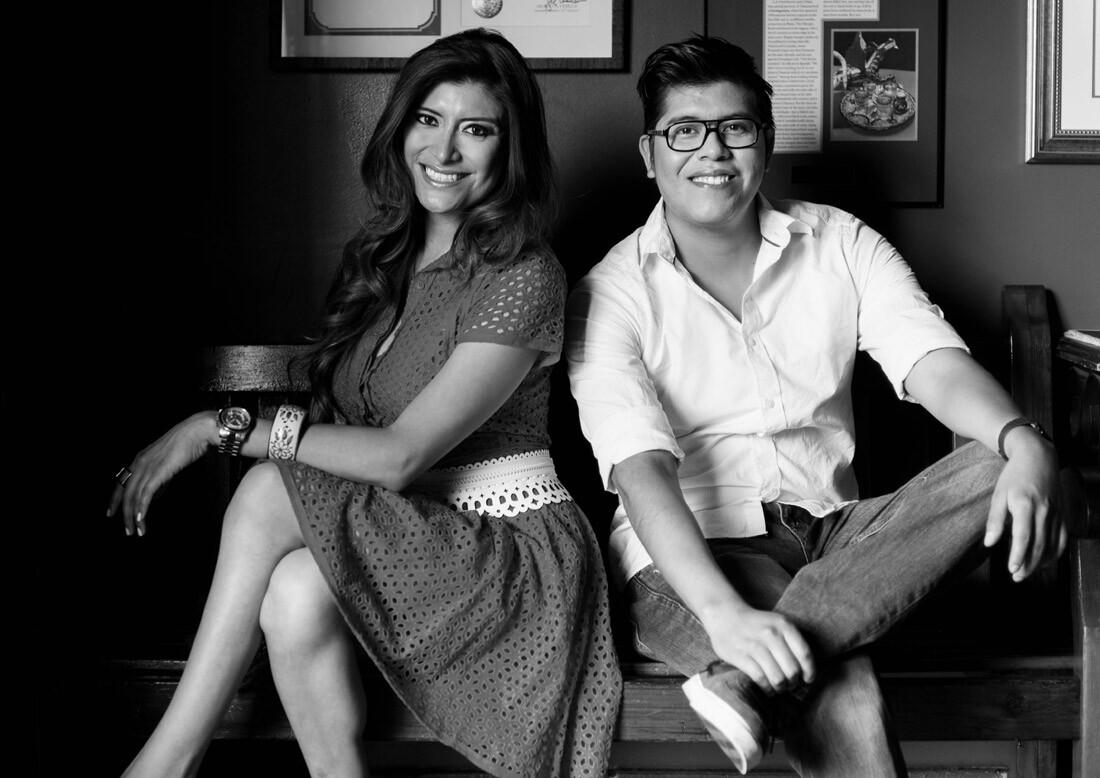 Guelaguetza Bricia & Fernando Lopez