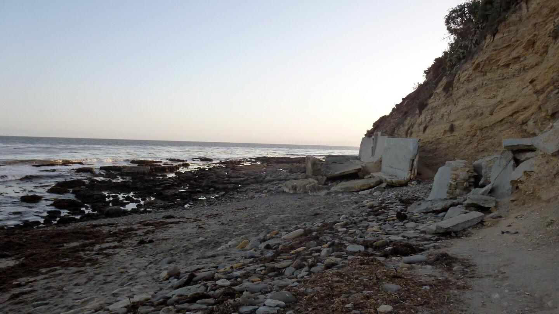 Cabrillo Beach Bunkers