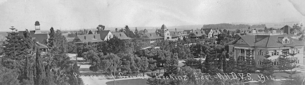 Picturesque view of the Soldiers Home