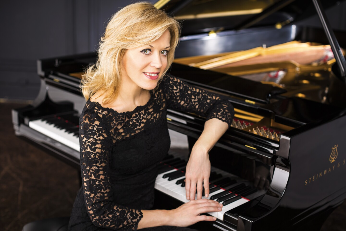 """Southland Sessions Episode Eight """"Opening Night with Pacific Symphony"""" featuring performances by pianist, Olga Kern."""