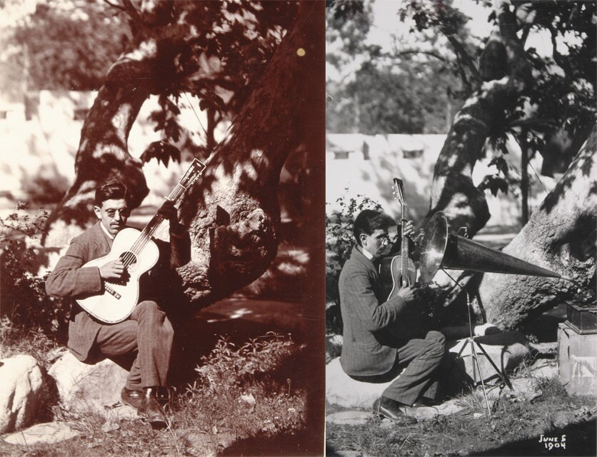 Spanish Songs of Old California - Rosendo Uruchurtu