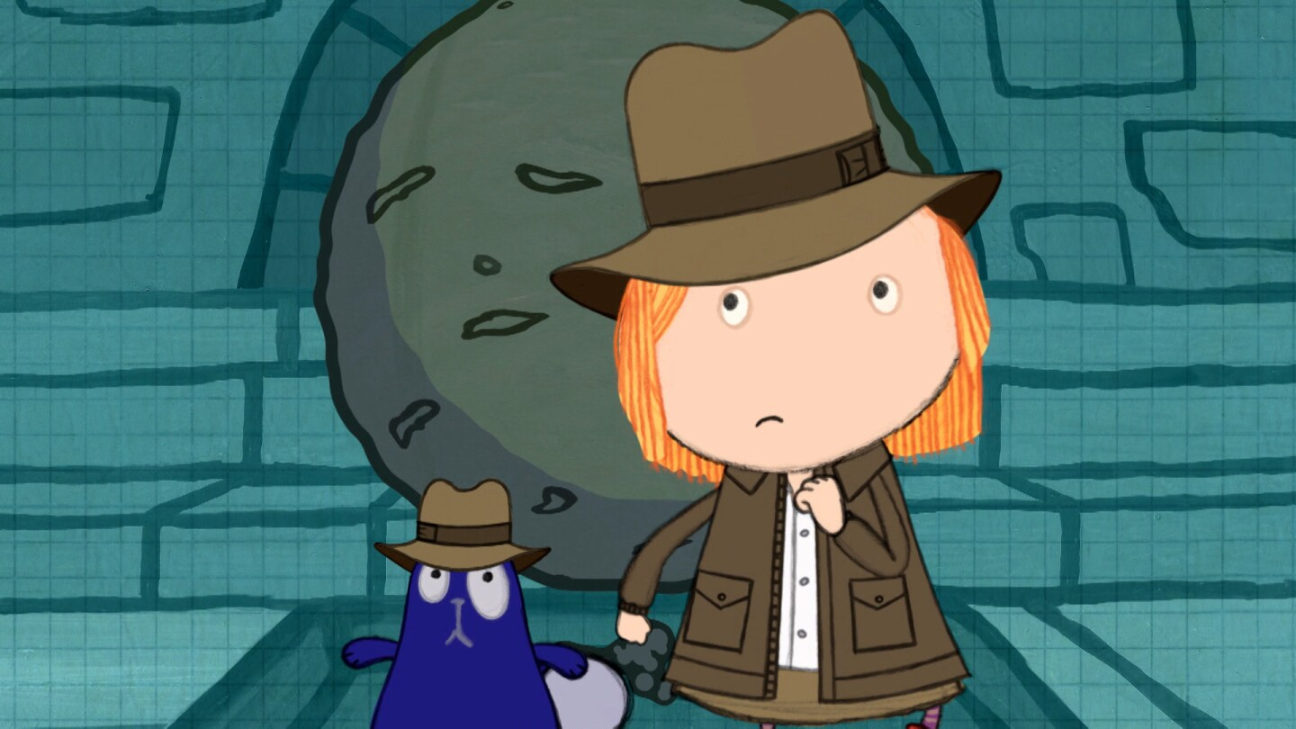 """PEG + CAT: """"Raiders of the Lost Arch"""""""