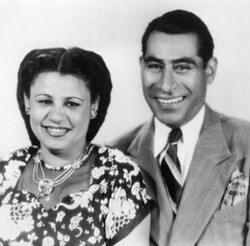 Felicitas and Gonzalo Mendez, Sr.
