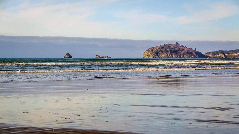 clam beach