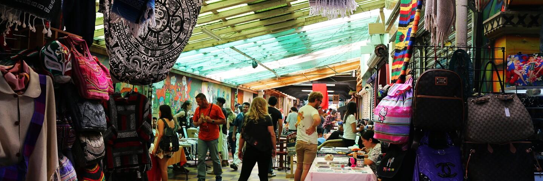 Tijuana Zine Fest on Pasaje Rodriguez | Samanta Helou Hernandez
