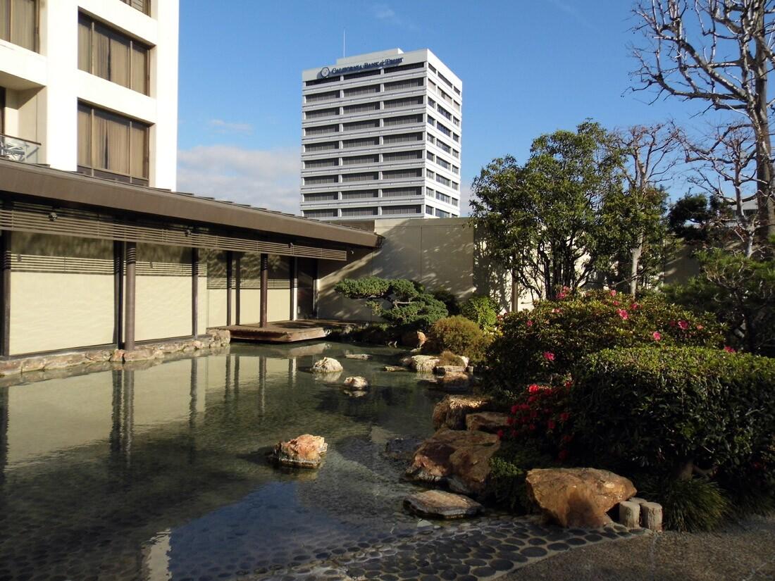 Kyoto Garden, Little Tokyo