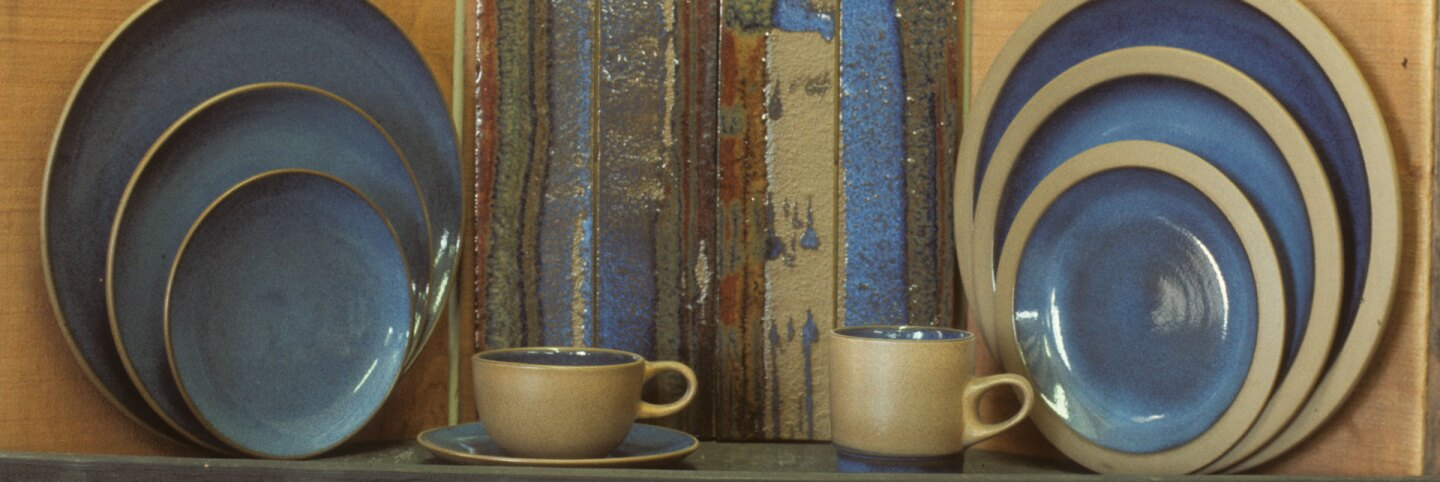 Heath ceramics | Courtesy of the Environmental Design Archives at UC Berkeley