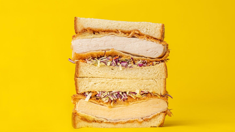 A Katsu sandwich from Katsu Sando | Courtesy of Katsu Sando