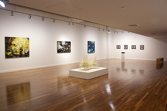 Exhibition installation view. Courtesy of Sweeney Art Gallery, University of California, Riverside.
