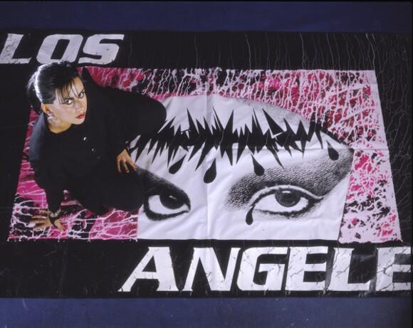 Patssi Valdez, East Los Angeles, 2001. | Photo: Jim McHugh.