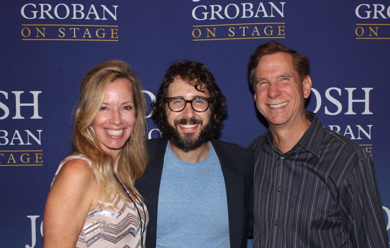PBS SoCal Members with Josh Groban