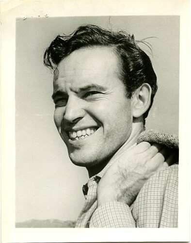 Late 1950s publicity photo of artist Joseph Young. | Photo: ©Joseph L. Young, courtesy of the Estate of Joseph L. Young.