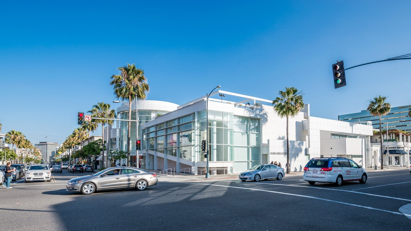 The Paley Center in Beverly Hills