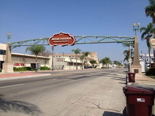 Historic South Main