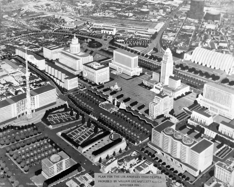 Woollett plan, 1939