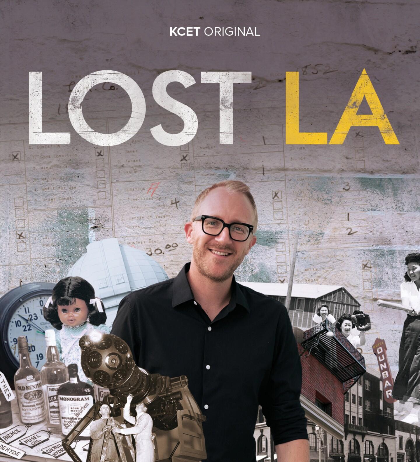 Lost LA Season 4 Hero Art square