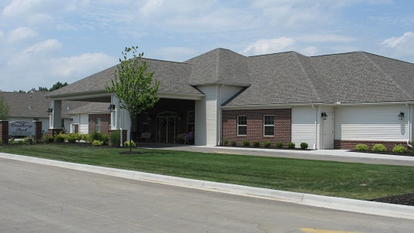 U.S. Department of Agriculture (USDA) Rural Development (RD) funded construction of the Cranberry Part assisted living facility in Clio, MI.