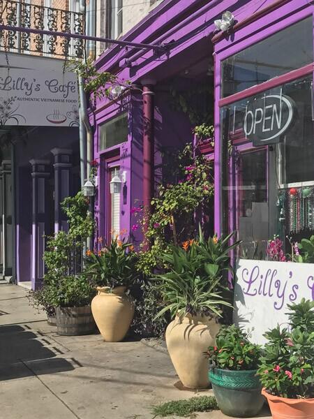 Lillys Cafe exterior | Lillys Cafe