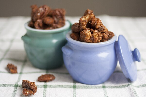 Sugar-and-Spice Nuts