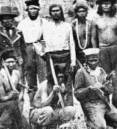yuki tribe