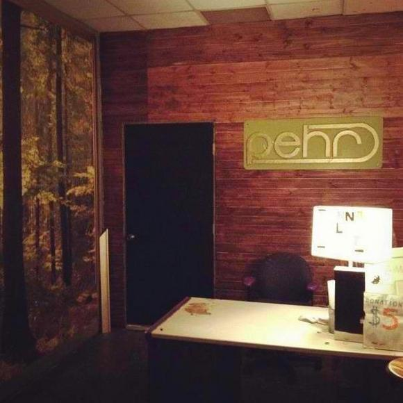 Pehrspace offices.