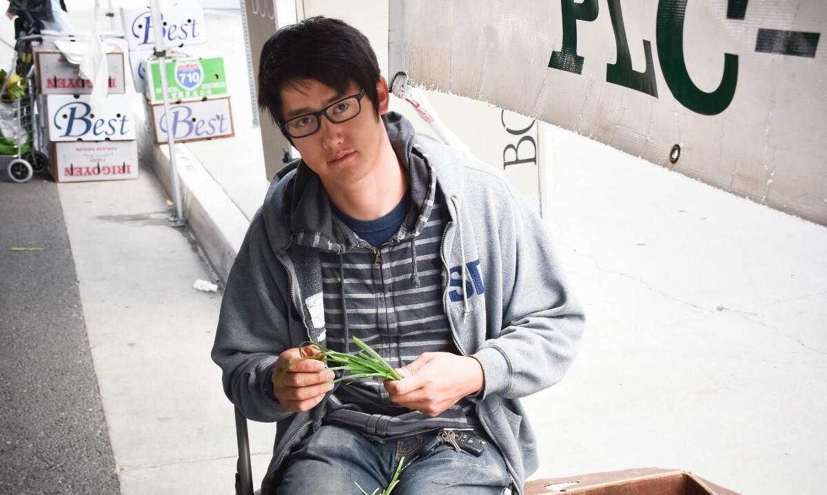 Jason from Yao Cheng Farms | Clarissa Wei