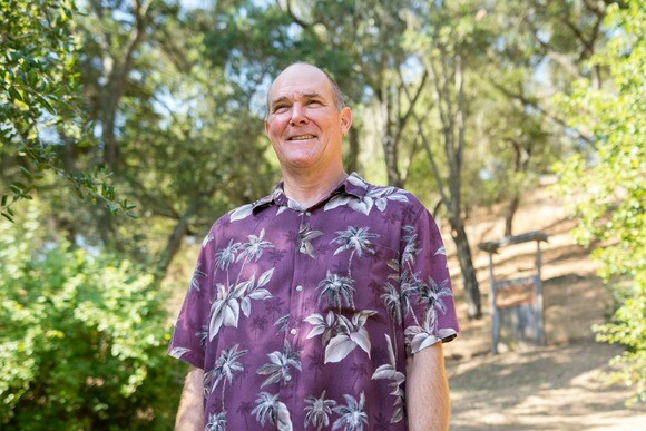 Barry Lundgren has lived in Atascadero since 1990. | Photo: Chris Daly.