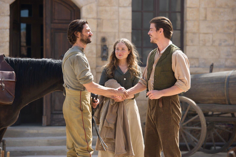 Michiel Huisman, Hera Hilmar and Josh Hartnett in The Ottoman Lieutenant-.jpg