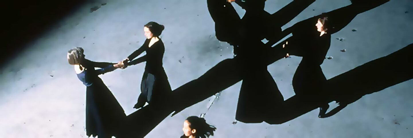 """A still from """"Mothers and Daughters,"""" 1994. Channel 4.   Courtesy of Victoria Marks and UCLA"""