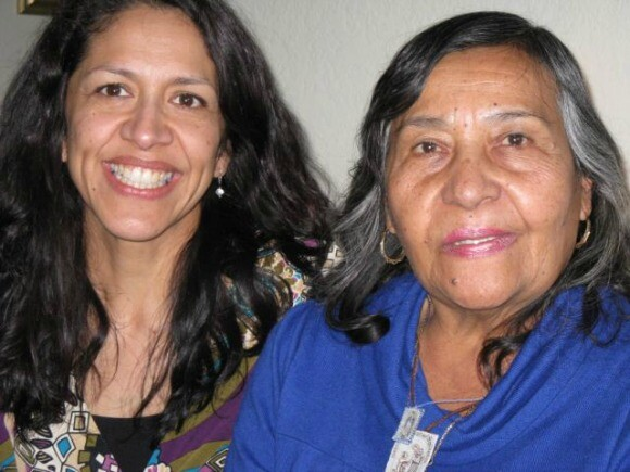 Virginia Espino and Dolores Madrigal. | Photo: Courtesy of filmmakers.