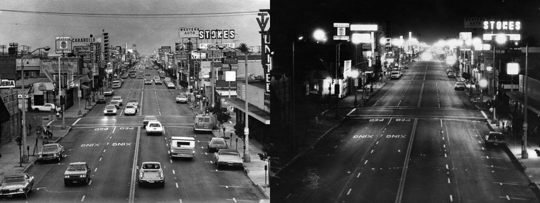 Whittier Boulevard, 1979