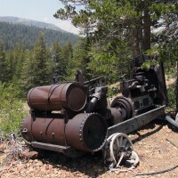 Mammoth Consolidated Mine