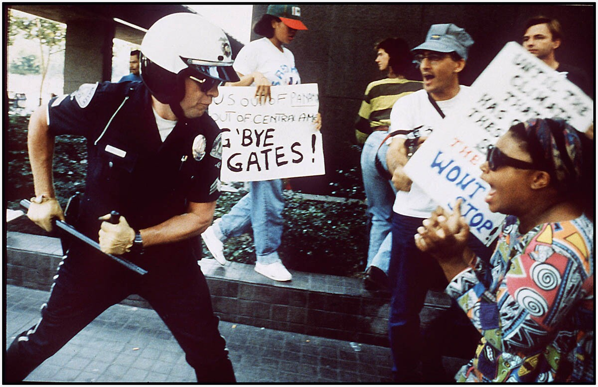 L.A. Riots - Verdict Reaction