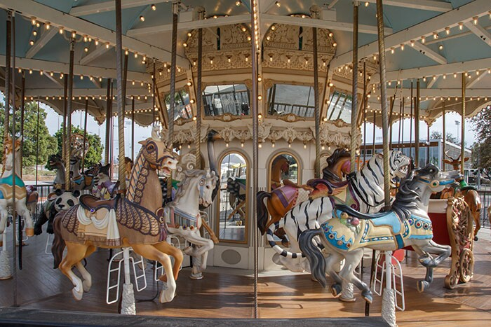Great Park Carousel, 2010 | Legacy Project photographers
