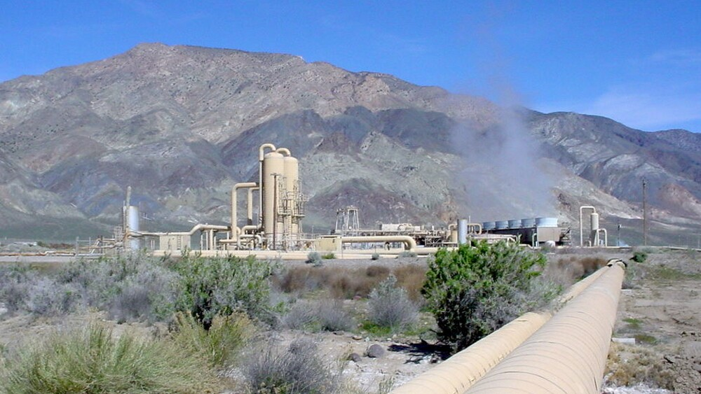 The existing geothermal plant in Dixie Valley | Photo: Rose Anderson, some rights reserved