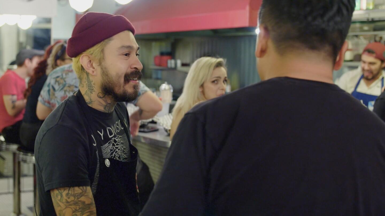 Vegan Hooligans - Jose Mejia