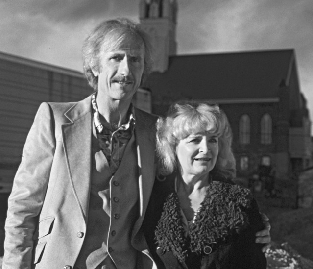 Richard Steinheimer and Shirley Burman were married at the Silver Queen Saloon in Virginia City, Nevada, November 4, 1984. | Courtesy of Shirley Burman